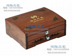 紅木茶葉盒