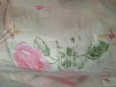 print polyr crushed fabric