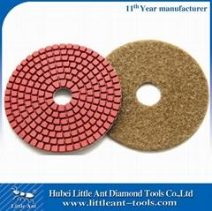 Diamond Flexible Polishing Pad Wet Use