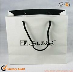 luxury art paper bag