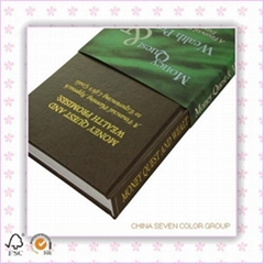 Customized Colorful hardcover Book Printing