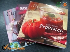 Factory Direct Price Hardcover Cook Book