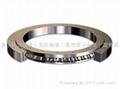Single row crossed roller slewing bearings