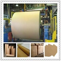 small cardboard paper making machine