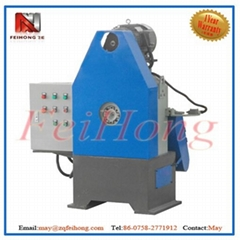 Double Hammer Roll Reducing Machine for square heater tubular
