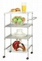 Four storage carts(TL-003)