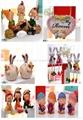 small lovely Ceramic ornaments & eramic