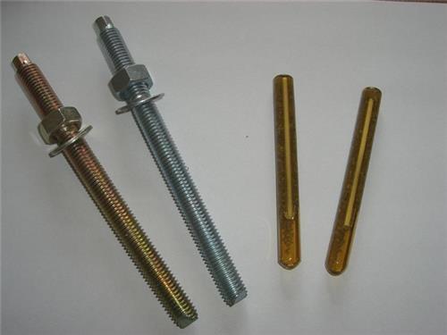 高强度化学锚栓 1