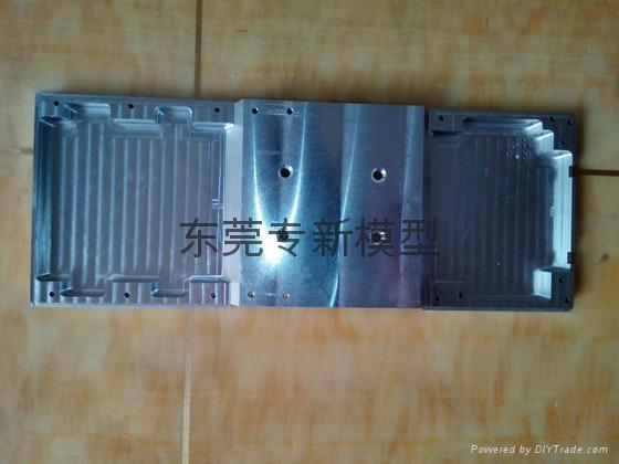铝合金样板 3