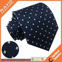 2014 fashion style tie woven silk necktie