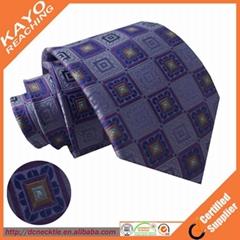 New Design Mens 100% Silk Ties