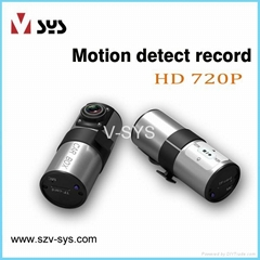 Big seller of factory direct supply Mini spy camera car DVR with AV Cable