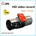 Big seller of factory direct supply Mini spy camera car DVR with AV Cable 3