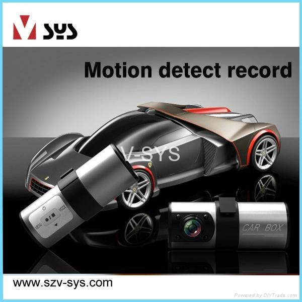 Big seller of factory direct supply Mini spy camera car DVR with AV Cable 5