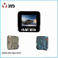 """2014 Top Selling HD 720P Car DVR from factory with 2.0"""" TFT LCD screen+120degree"""