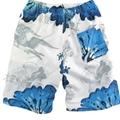 沙灘褲數碼印花