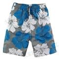 沙灘褲印花