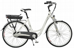 Sumsung Lithium Battery Electric Bicycle (W700C)
