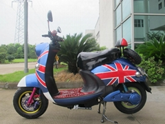 Electric Motorcycle Of High Speed (KDM12187Z-7)