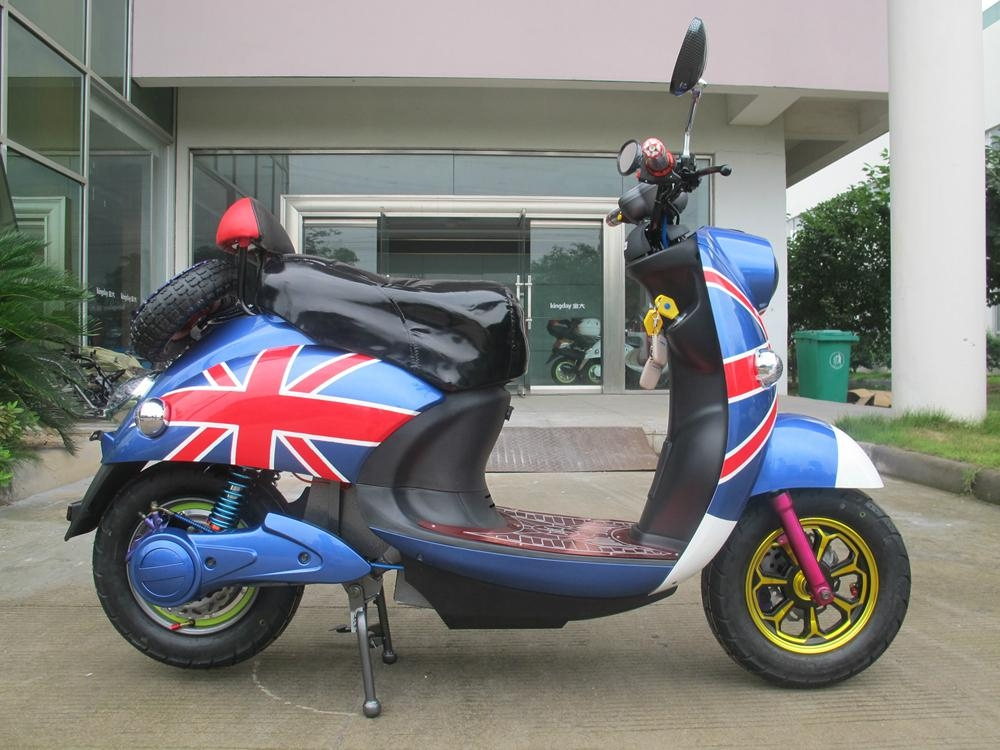 Electric Motorcycle Of High Speed (KDM12187Z-7) 3