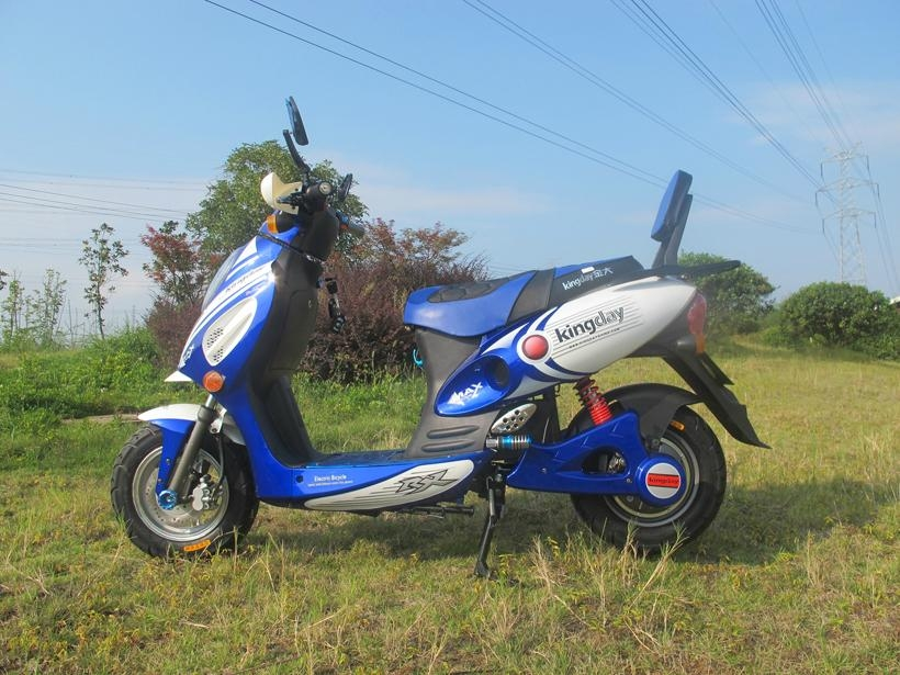 60V Electric Motorcycle With LCD Display 1