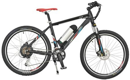 Mountain Electric Bicycle 1
