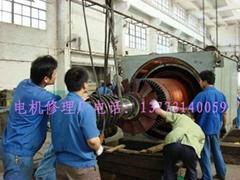 1250KW高压电机