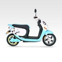 電摩熊貓智控版二代電動車