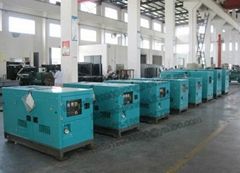 Cheap! 30KW Silent Type Chinese diesel generators
