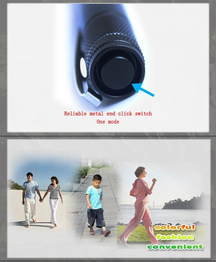 120LM pen flashlight fom tank007  E06 3