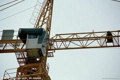 CONSTRUCTION TOWER CRANE QTZ125