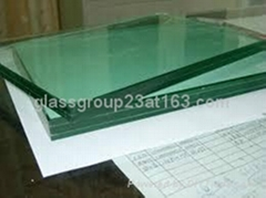 Tempered Glass with ISO, CE & CCC Certificate