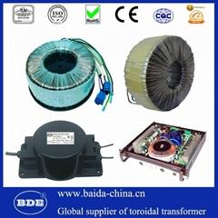 toroidal power transformer