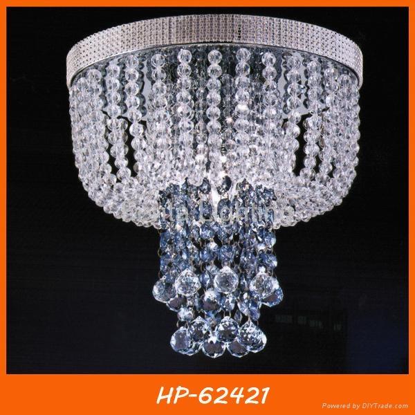 Modern crystal ceiling lamp 1