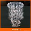Modern crystal ceiling lamp 3