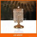 Decorative desk lamp crystal table lamp 5