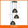 Handmade bamboo pendant lamp/light 4