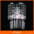 Modern bedside crystal wall lamp 3