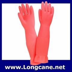 "15''/17""/22"" Extra Long Rubber Gloves / Long Household Rubber Gloves"