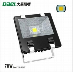Cost-effective high quality 70WLED Spotlights LED Flood Light LED signs LED outd
