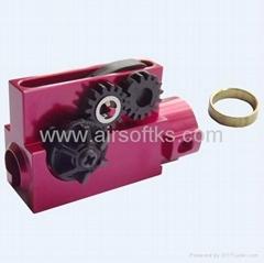 airsoft internal part Hop up Chamber M4 AK G36 MASADA CNC AEG Toy Gun Aisoft Acc