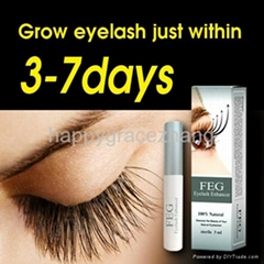 Innovation 2014 FEG eyelash growth serum 3ML eyelash enhancer