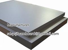 High hardness and high density 0.6 pvc foam board