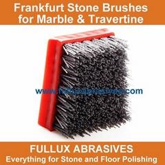 Frankfurt Abrasive Brushes for Marble Polishing