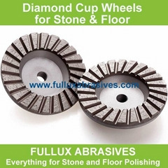 Diamond Cup Wheels for Granite