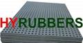1100mm x 1640mm x 18mm  Rubber mat
