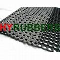 1000mm x 1500mm x 22mm SBR/NBR mat