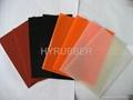 Silcone rubber sheet