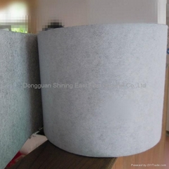 active charcoal filter media/filter material /filter cloth/filter paper
