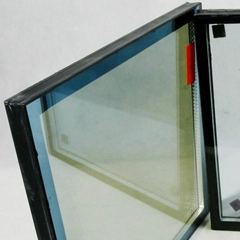insulated glass backlit bathroom mirror clear glass